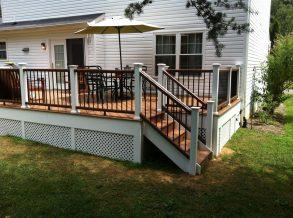 Alger Deck and Fence Services | Trex Deck Installer